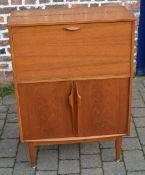 Retro cocktail cabinet