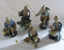 Selection of Chinese figures