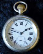 London North Eastern Railway Selex pocket watch engraved LNER 4411