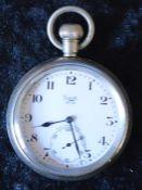 British Rail Scotland Limit No.2 pocket watch engraved BR(Sc) 230