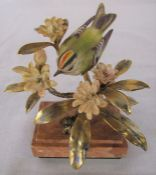 Boxed Albany Fine China limited edition 'Goldcrest