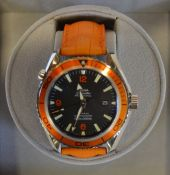 Omega Seamaster  Professional Planet Ocean gent au