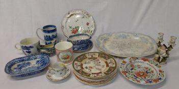 Asiatic Pheasant meat dish, Masons Ironstone soup bowl, set 7 Mason's Ironstone Heritage
