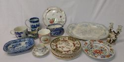 Sale of Ceramics, Furniture, Jewellery, Silver, Collectables, Pictures and Books, etc