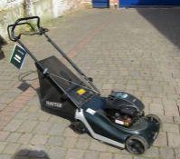 Hayter Spirit 41 petrol lawn mower