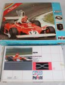 Polistil racing car set and track