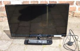 "Small Logik 23"" TV"