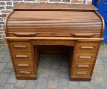 American tambour fronted 'Angus' desk