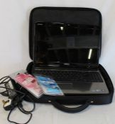 Dell N5010 lap top computer including Windows 7 with carrying case and 2 new USB 4GB Splash Drives