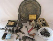 Vintage kitchenalia etc