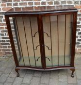 1920 / 30's display cabinet