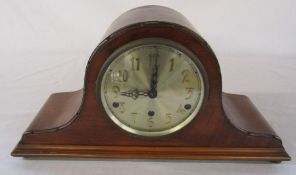 Early 20th century mantel clock