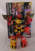 Transformers Generations Power of the Primes 'Predaking' with original box (unchecked)