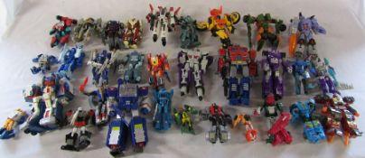 Quantity of Transformer figures