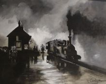 Selection of framed prints including 3 x J C Harrison signed limited edition prints, 2 x Philip