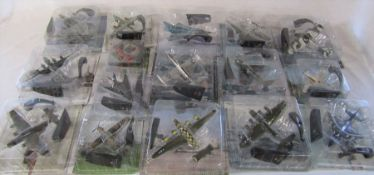 Quantity of Amer Com collectable model aircraft