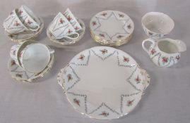 Royal Albert 'Minuet' part tea service