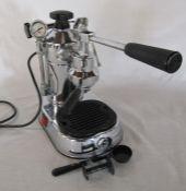 La Pavoni professional coffee machine