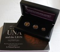 Hattons of London 2019 Queen Victoria 200th Anniversary 24 carat gold Prestige Sovereign Proof Set