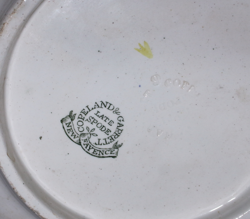"""Lot 31 - A Minton """"Grasmere"""" pattern part dinner set for twelve and a number of other decorative plates,"""