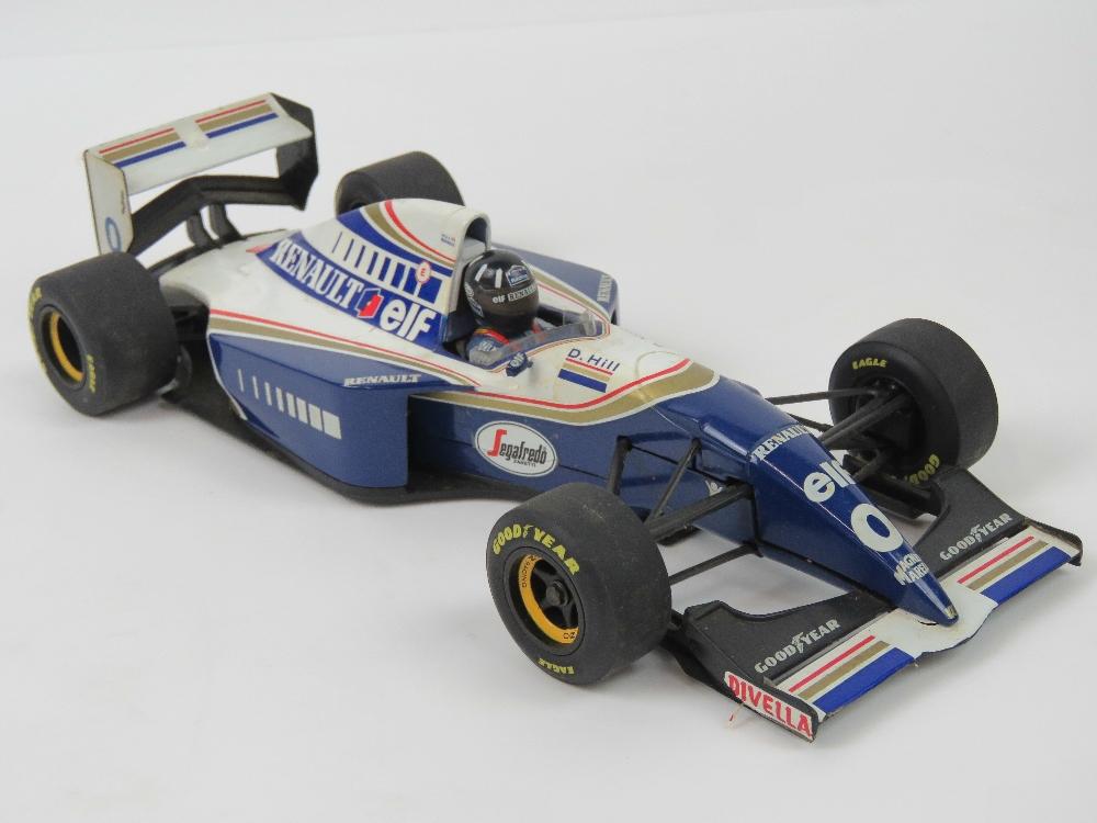 Lot 102 - A 1:18 Pauls Model Art Williams FW16 Ren