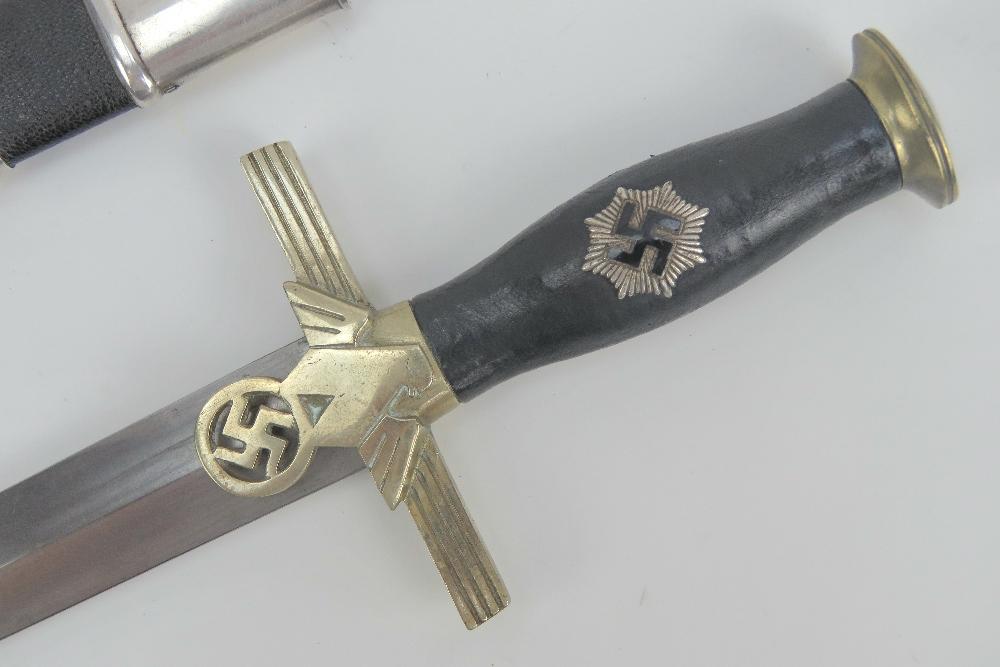 Lot 97 - A WWII German Reichsluftschutzbund or RL