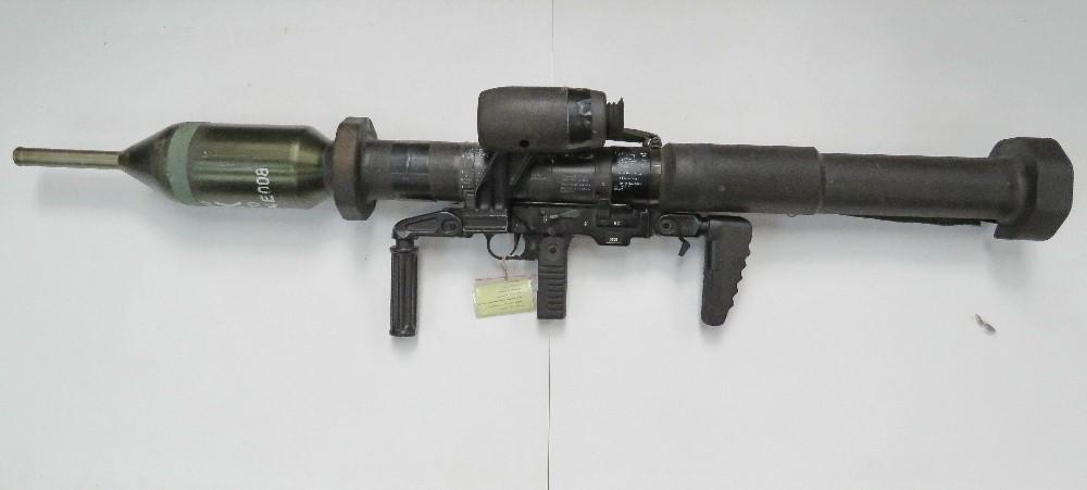 Lot 25 - A deactivated (EU Spec) HK Panzerfaust 3
