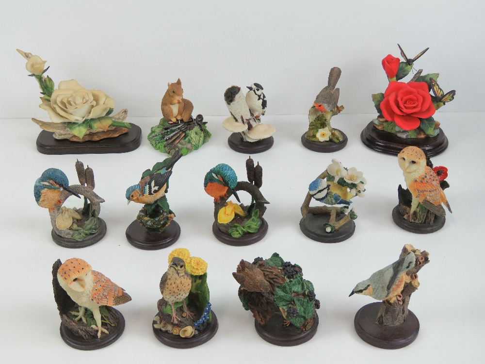 Lot 481 - A quantity of 'The Country Bird Collecti