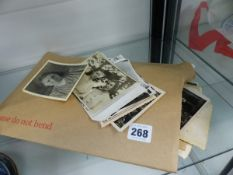A COLLECTION OF VINTAGE PHOTOGRAPHS.