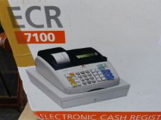A GOOD QUALITY CASH REGISTER,