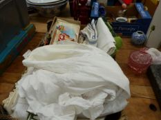 TABLE LINENS, LINEN NIGHTDRESS,ETC.