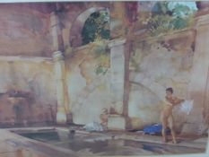 A SET OF PRINTS AFTER WILLIAM RUSSELL FLINT.