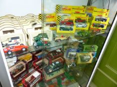 A QTY OF DAYS GONE AND MATCHBOX COLLECTOR'S CARS.