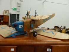 A MODEL AIROPLANE.