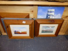 VARIOUS DECORATIVE PRINTS AND PICTURES.