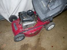 A MOUNTFIELD MOWER.