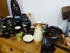 VARIOUS EDWARDIAN AND OTHER CHINAWARES,ETC.