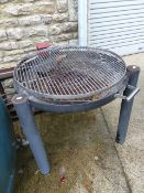 A JAMIE OLIVER BBQ GRILL.