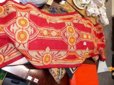CUSHIONS AND TEXTILES.