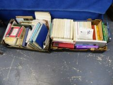 A QTY OF BOOKS AND CATALOGUES.