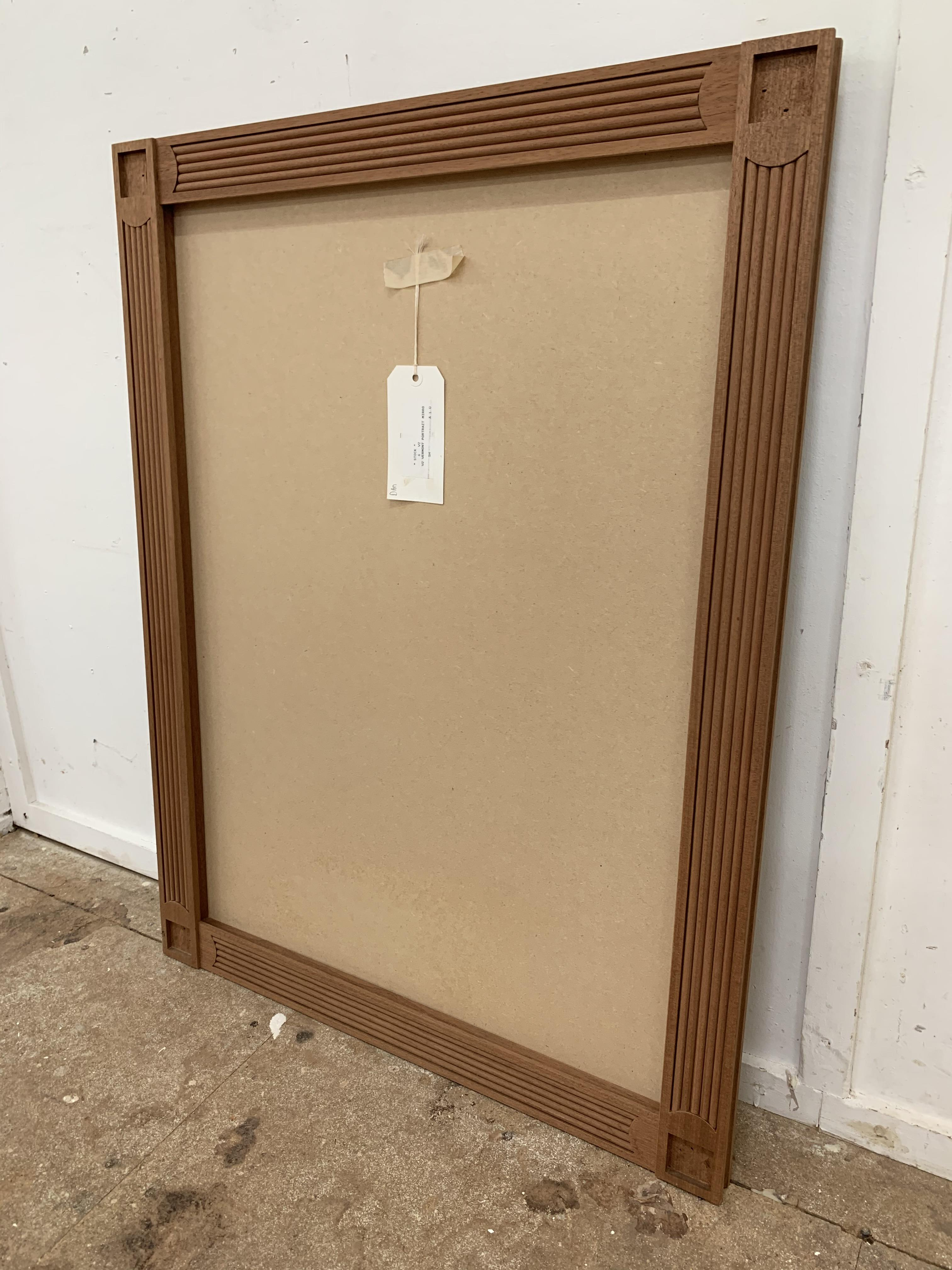 Lot 46a - Mirror Frame, from the Vermont range, requires finishing/polishing, finished RRP £606, Model no