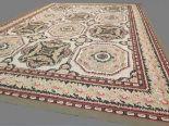 Lot 712 - Finely hand woven Aubusson carpet 4.25 X 3.05m