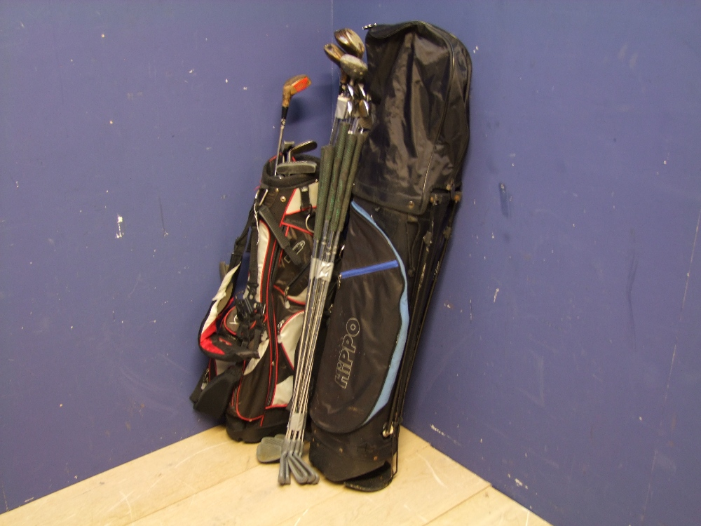Lot 16 - General Clearance Lot: Golf clubs