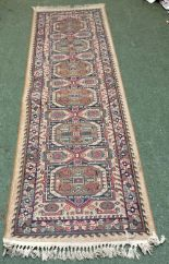 Lot 721 - Carpet runner 238 X 69cm