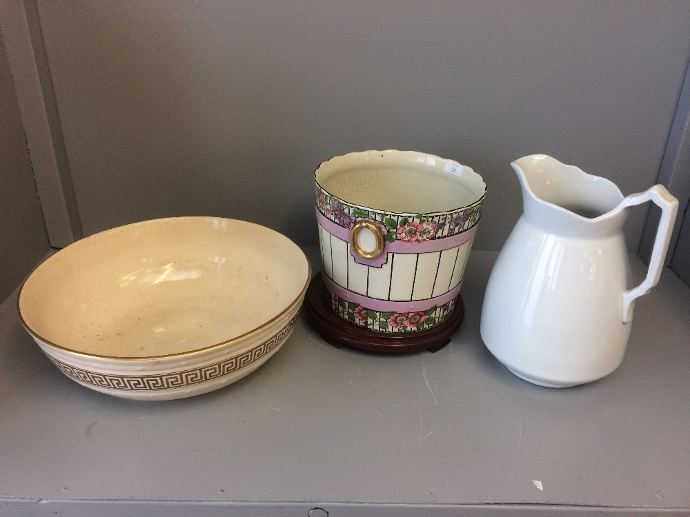 Lot 25 - General household clearance: Qty of general china