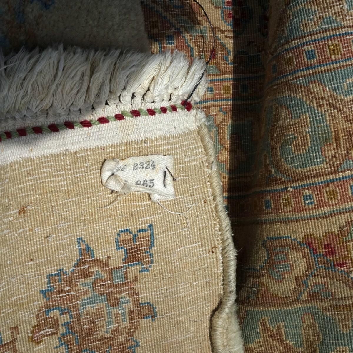 Lot 74 - Semi Antique Kerman Rug