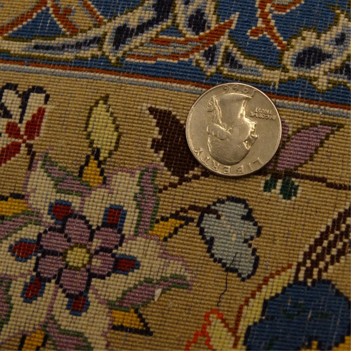 Lot 34 - Persian Isfahan Rug