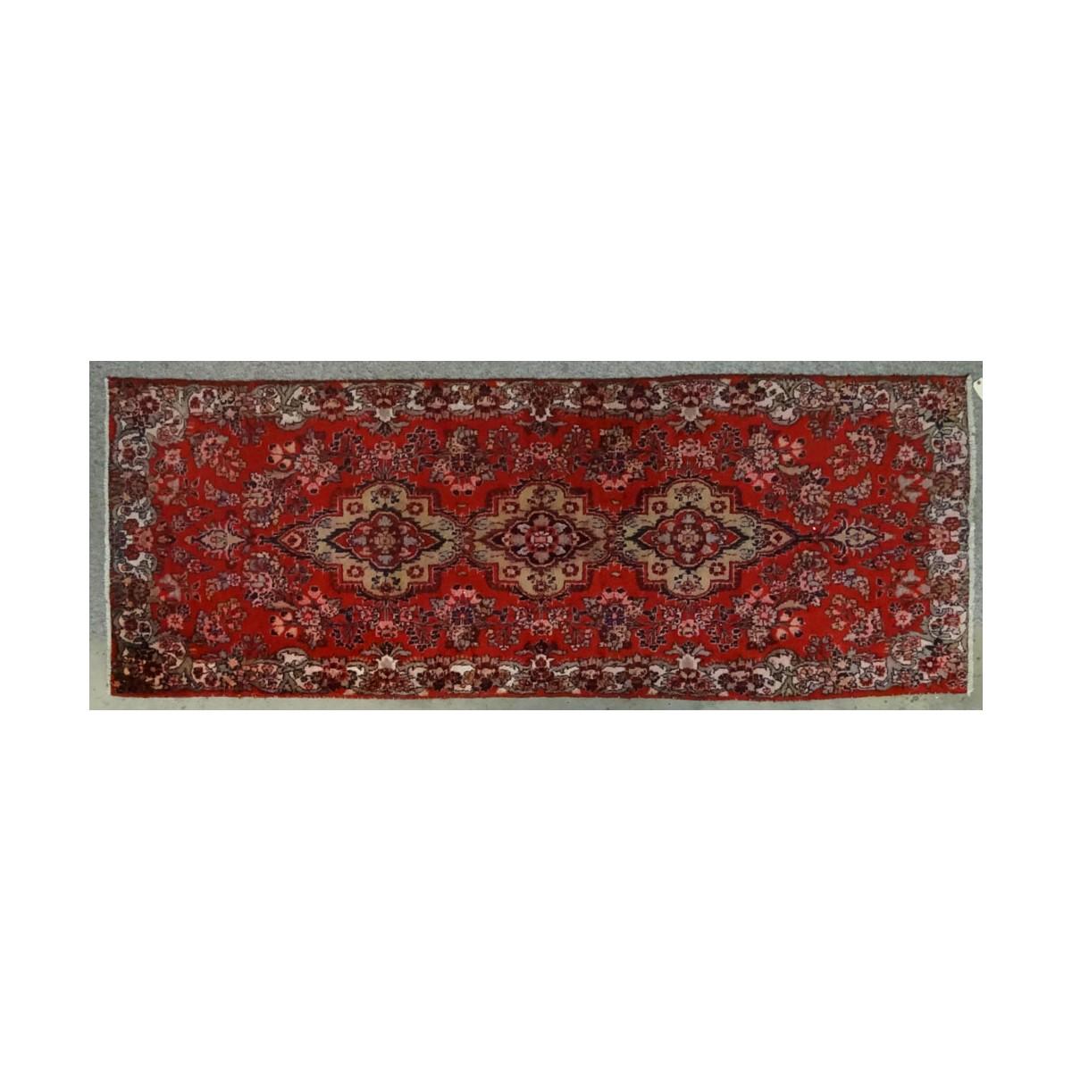 Lot 73 - Persian Hamadan Rug