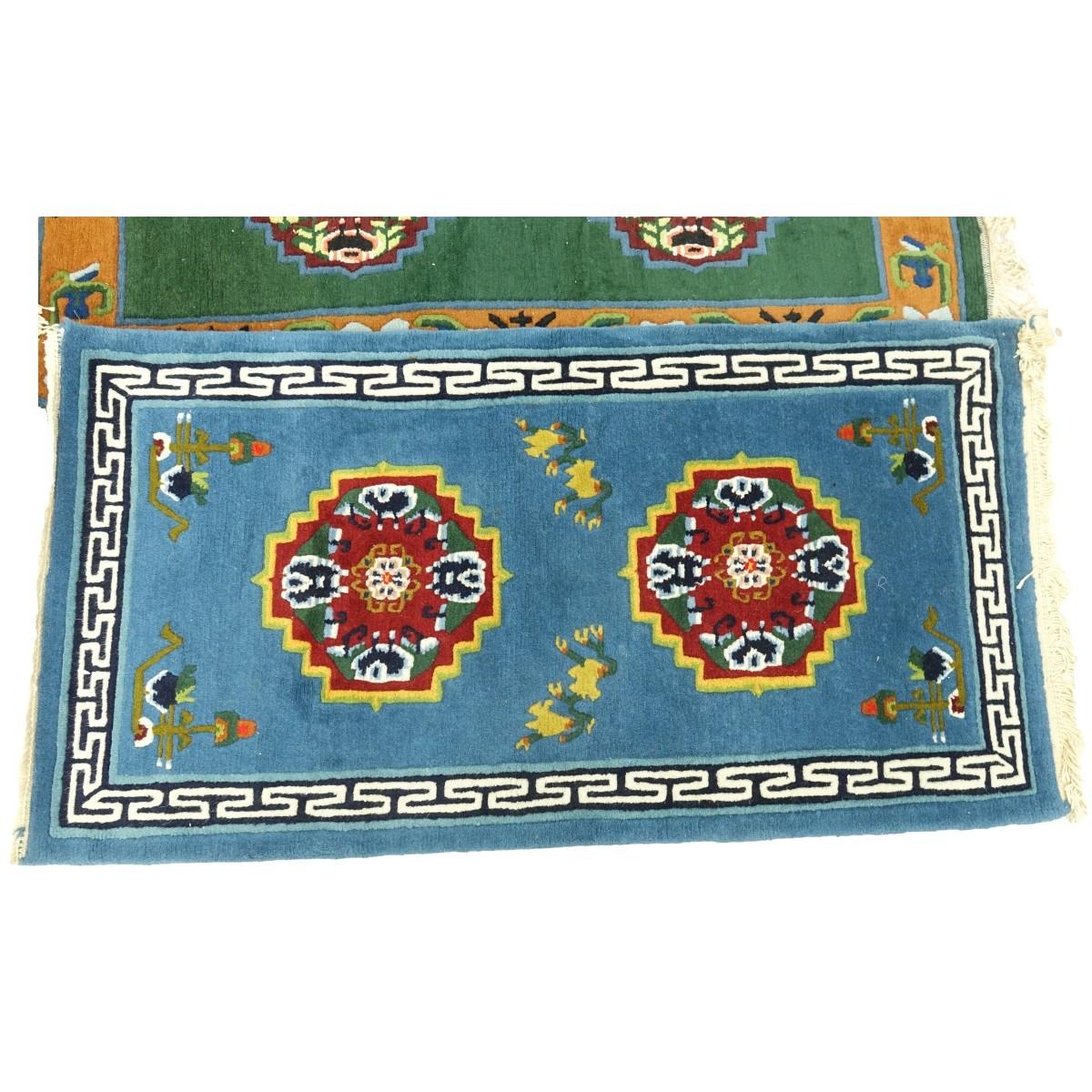 Lot 250 - Tibetan Rugs