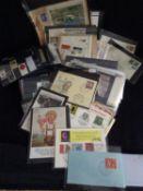 Lot Steck- und Tütenposten alle Welt. Sicher Fundgrube im kleinem Karton.Lot of plug and bag items
